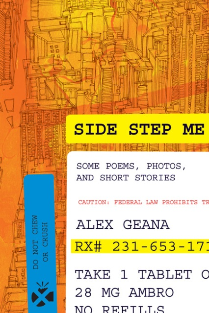 Side Step Me by Alex Geana